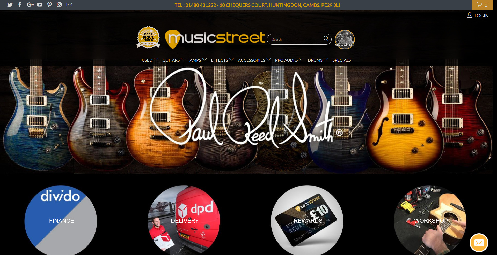 MusicSreet.co.uk