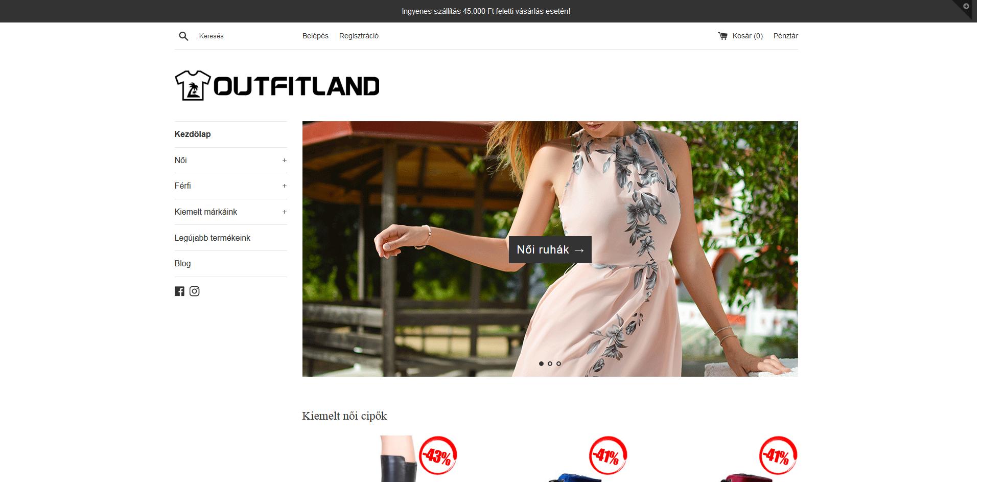 Outfitland.hu
